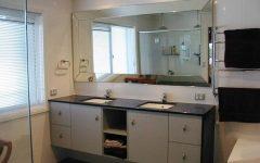 Bevelled Bathroom Mirrors