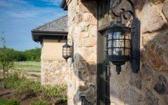 Tuscan Outdoor Wall Lighting