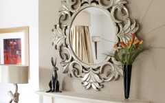 Fancy Wall Mirrors