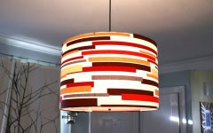 Red Drum Pendant Lights