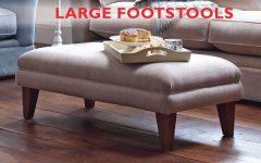 Large Footstools