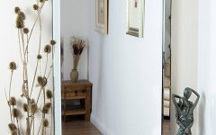 Frameless Large Wall Mirrors