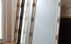 Long Free Standing Mirrors