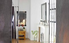 Bevelled Mirrors Glass