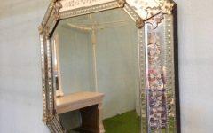 Large Venetian Wall Mirrors