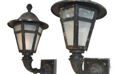 Outdoor Cast Iron Lanterns