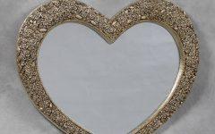Heart Wall Mirrors