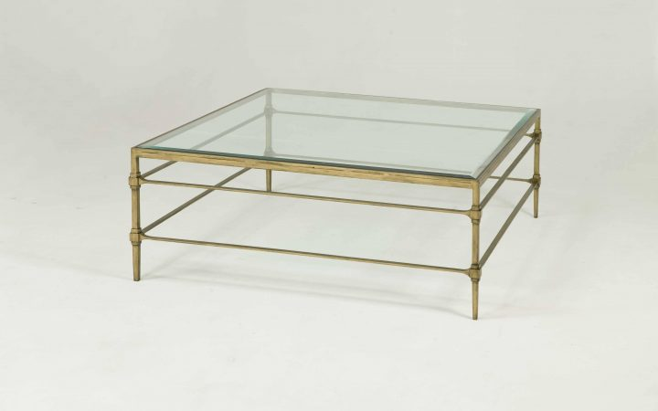 Glass Square Coffee Tables