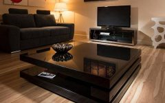 Big Black Coffee Tables