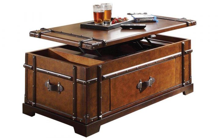 Large Trunk Coffee Tables