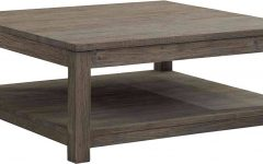 Large Wood Coffee Tables