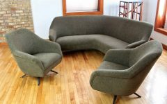 Small Curved Sectional Sofas