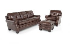 Sofa Chair and Ottoman