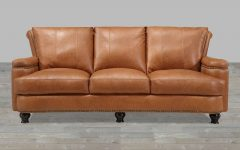Caramel Leather Sofas