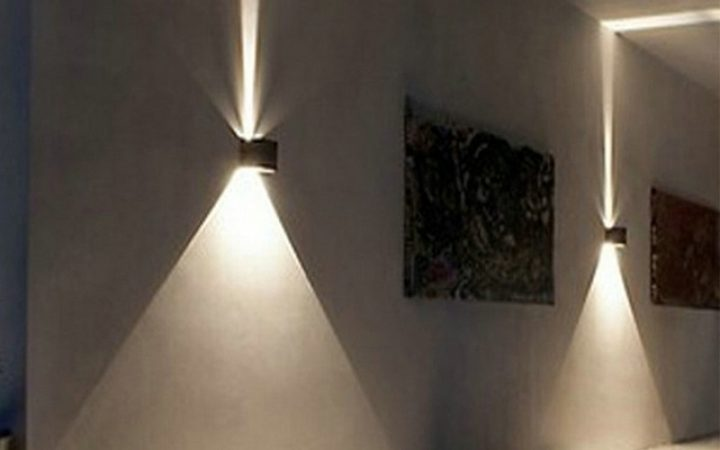 Up and Down Outdoor Wall Lighting