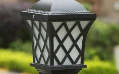 Outdoor Wall and Post Lighting