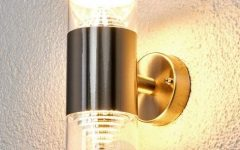 Led Outdoor Wall Lights Lanea with Motion Sensor
