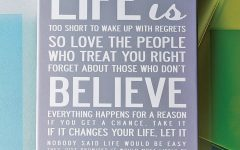 Canvas Wall Art Quotes