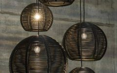 Asian Style Pendant Lights
