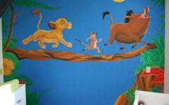 Lion King Wall Art