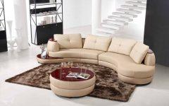 Circle Sectional Sofa