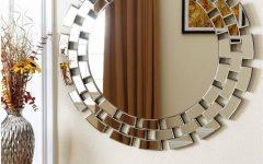 Unusual Round Mirrors