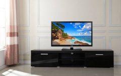 Long Black Tv Stands
