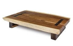 Low Wooden Coffee Tables