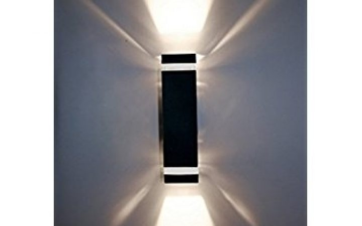 Outdoor Wall Sconce Up-down Lighting