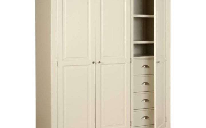 Wardrobes with Shelves and Drawers