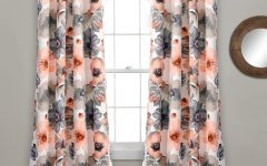 Leah Room Darkening Curtain Panel Pairs