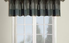 Luxury Light-filtering Straight Curtain Valances