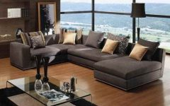 Deep Seating Sectional Sofas