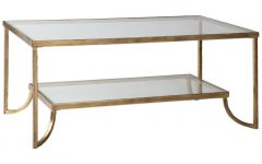 Gold Leaf Collection Coffee Tables