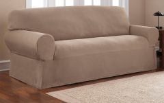 Suede Slipcovers for Sofas