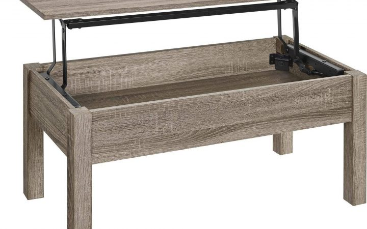 Coffee Tables Extendable Top
