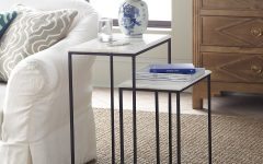 Jackson Marble Side Tables