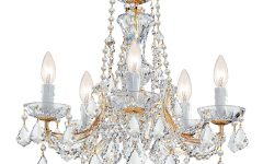 Thresa 5-Light Shaded Chandeliers