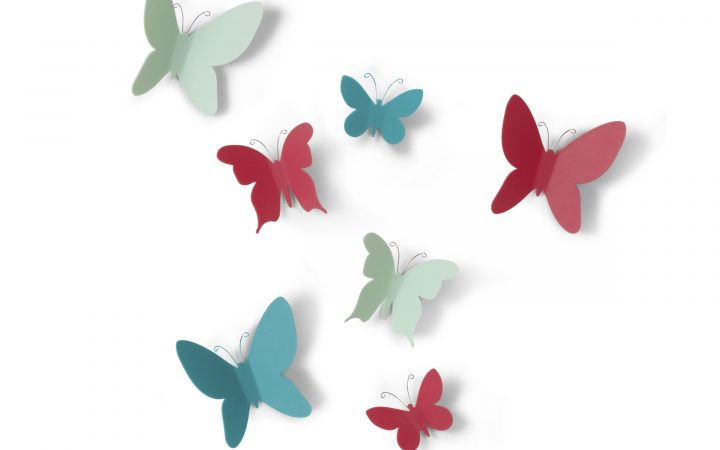 Mariposa 9 Piece Wall Decor