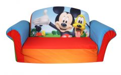 Mickey Mouse Clubhouse Couches