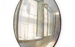 Large Round Convex Mirrors
