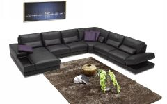 Media Sofa Sectionals