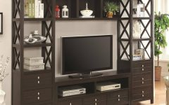 Tv Stands with Drawers and Shelves