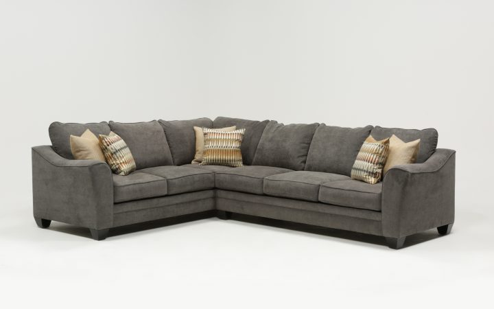 Mesa Foam 2 Piece Sectionals