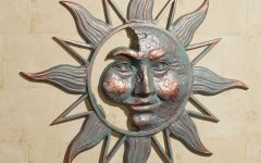 Outdoor Sun Wall Art