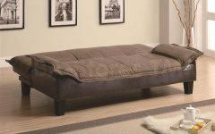Microsuede Sleeper Sofas
