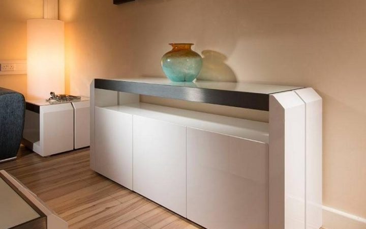 Glass Top Sideboards