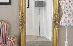 Antique Long Mirrors