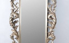 Ornate Floor Length Mirrors