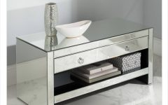 Mirrored Tv Stands